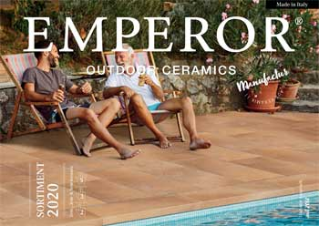 Empror® Outdoor Ceramics Katalog 2020