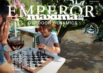 Emperor® MAxima 3.0 Outdoor Ceramics